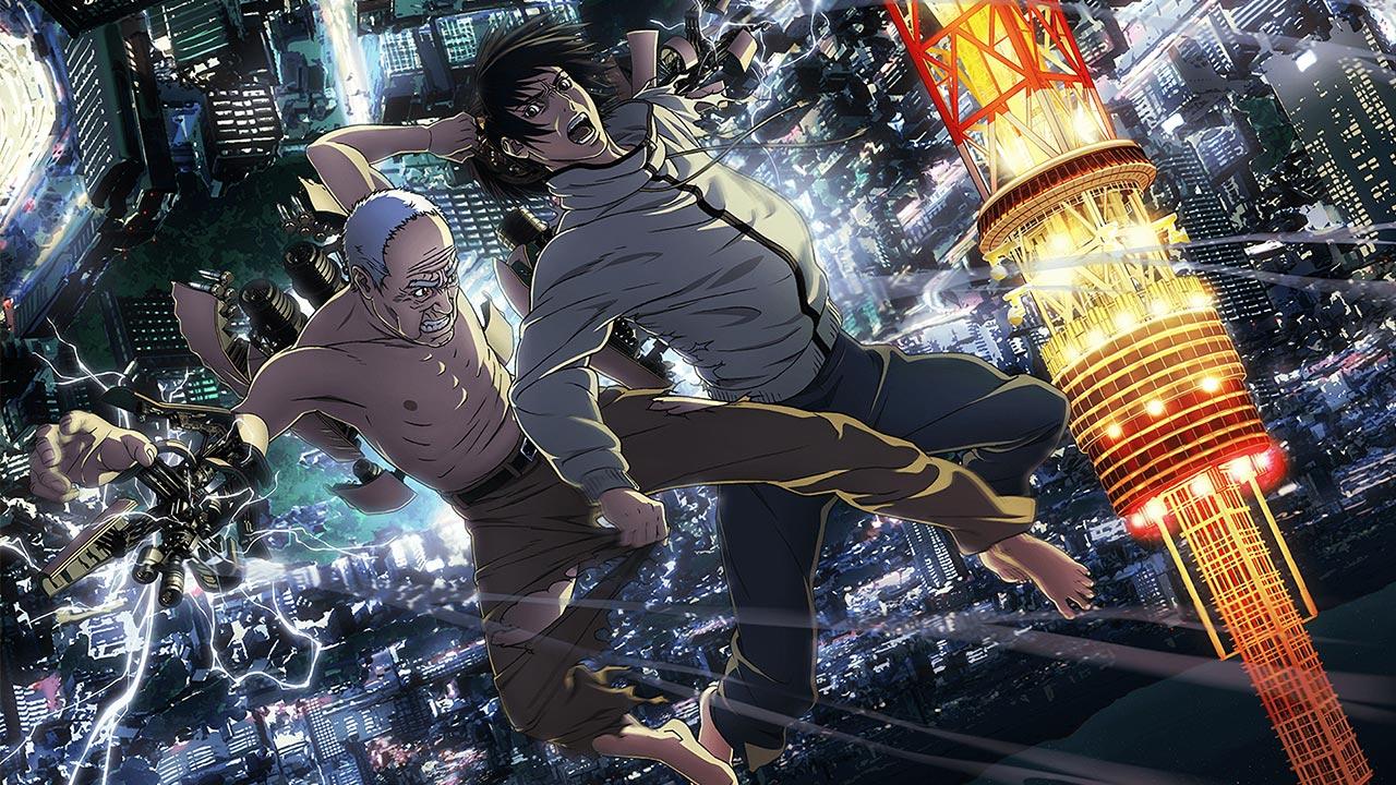 #5: Monthly Manga Club 1 – Inuyashiki by Hiroya Oku Manga Podcast Between the Shelves